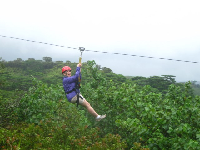 Zip-a-Dee-Doo-Dah: Zip Lining on Kauai