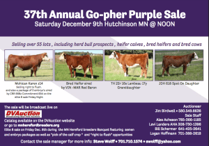 37th Annual Go-pher Purple Sale @ Hutchinson | Minnesota | United States