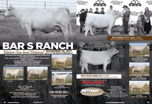 Bar S Ranch Mature Cow Dispersal @ Bar S Ranch | Paradise | Kansas | United States