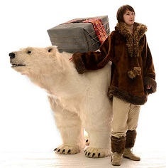 Livestock Production's Polar Bears are so good that they will be featured on TV on Boxing Day.