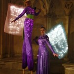 Arabian Stilt Walkers