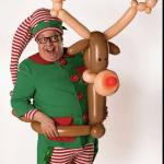 Crazy Christmas Elf