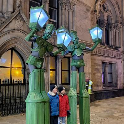Living Lamp Posts