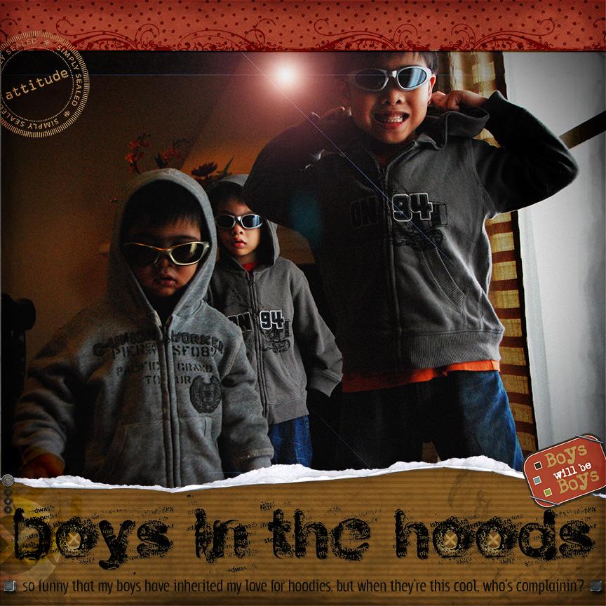 Boys in theHoods