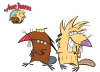 The Real Angry Beavers