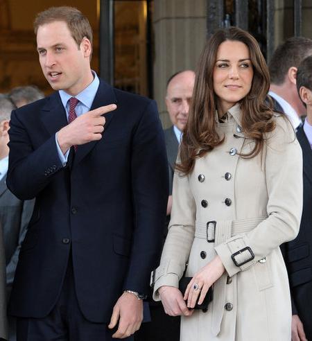 William a Kate datovania v škole