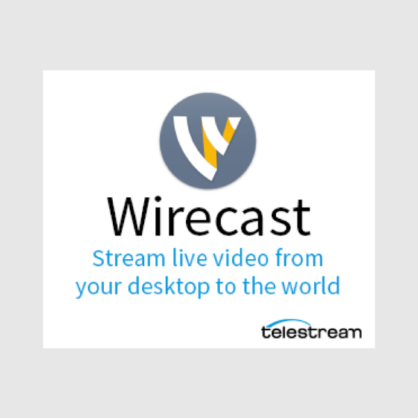 Wirecast Telestream