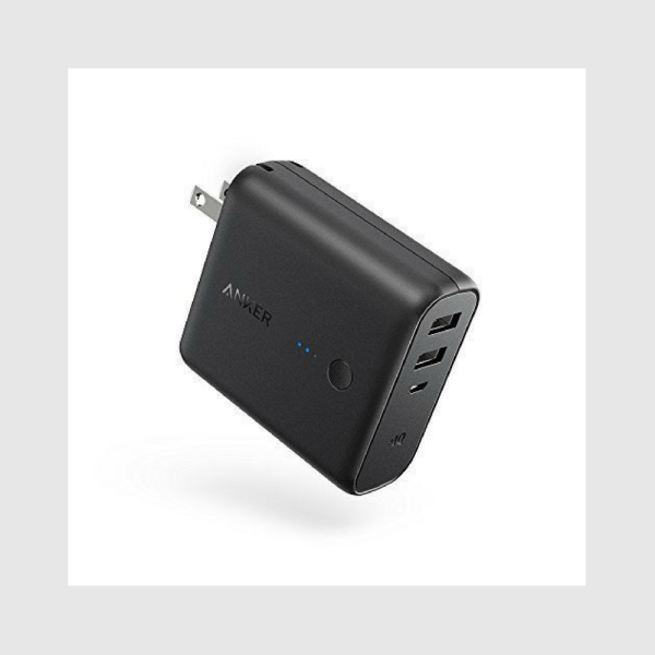 Anker PowerCore Fusion 5000 2-in-1 Portable Charger