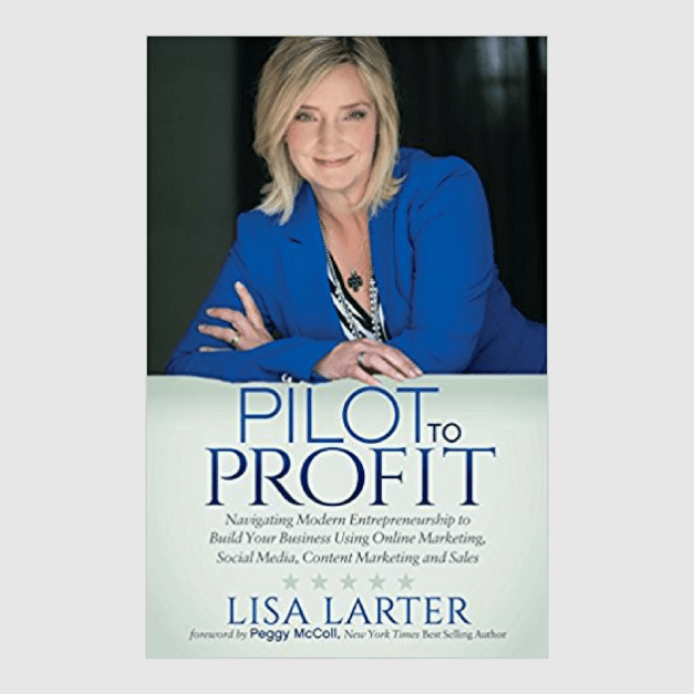 Lisa Larter Pilot to Profit