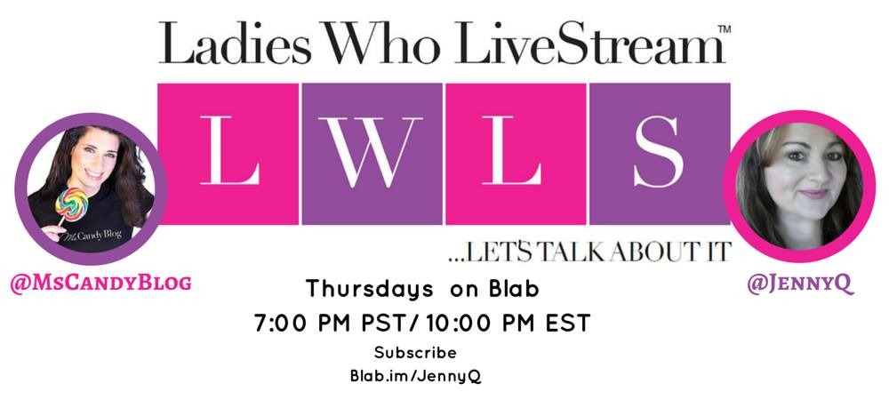 Ladies who Livestream #LWLS