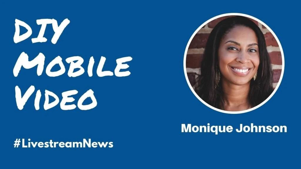 Monique Johnson Livestream Universe News
