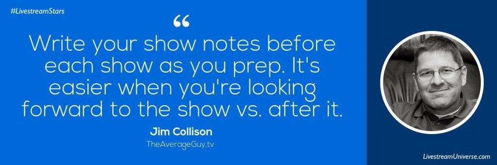 Jim Collison Quote