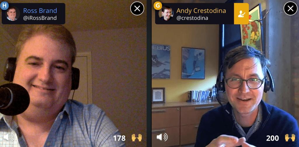 Andy Crestodina Livestream Universe Content Chemistry
