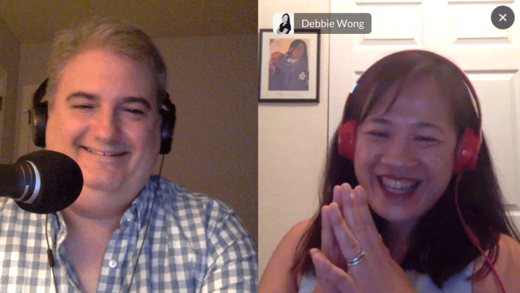 Livestream Universe Ask The Expert Debbie Wong Ross Brand coaching