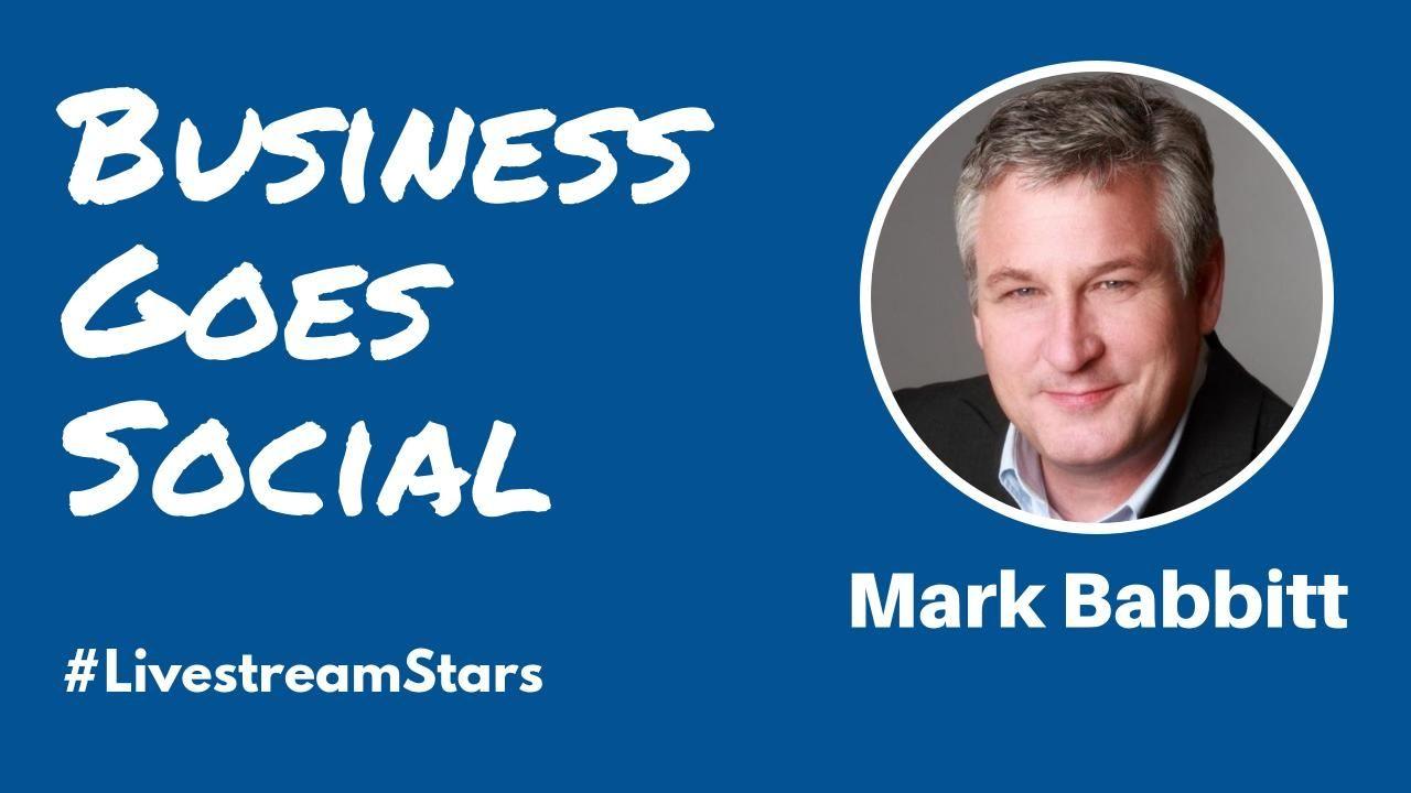 Mark Babbitt Livestream Stars Featured
