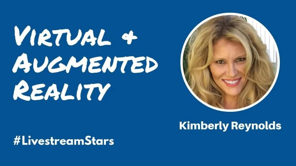 Kimberly Reynolds Social Media Examiner Livestream Universe Stars