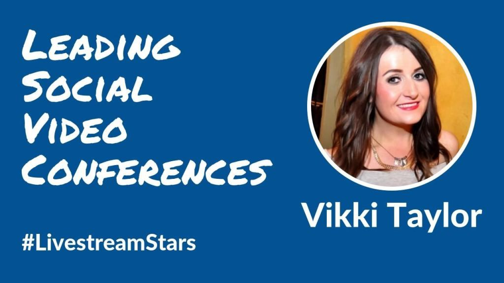 Vikki Taylor Livestream Universe Stars
