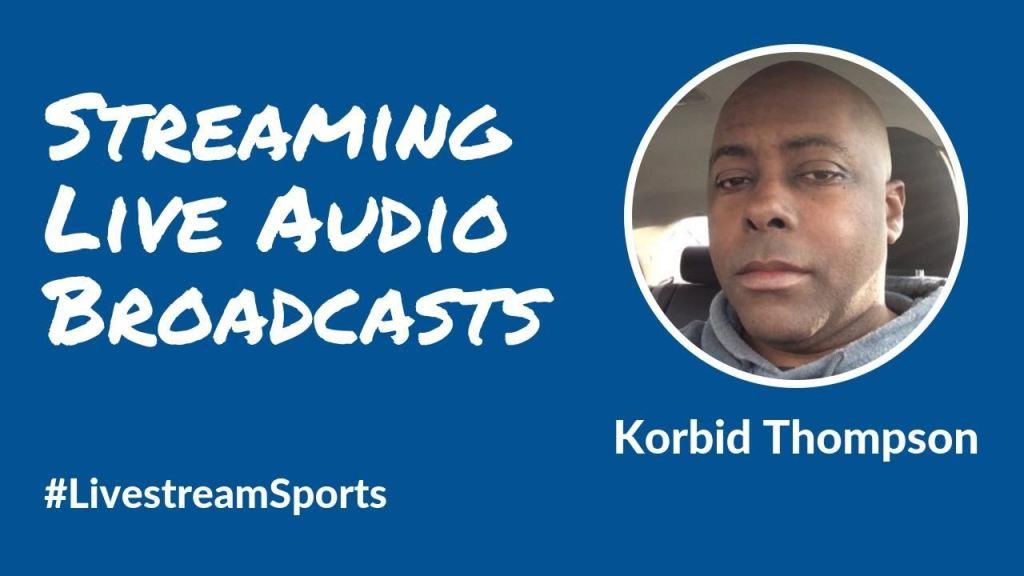 Korbid Thompson Livestream Universe Sports
