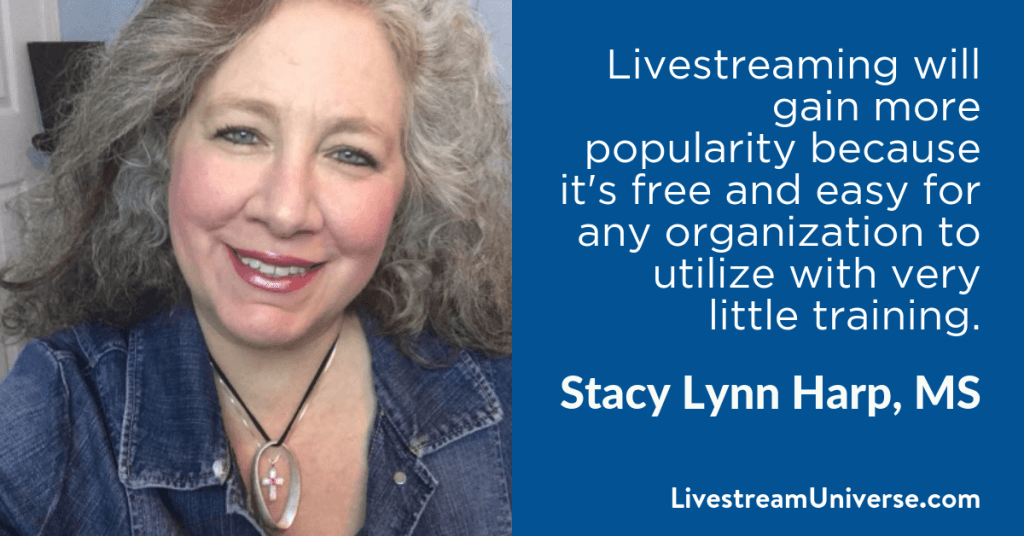Stacy Lynn Harp MS 2017 Prediction Livestream Universe