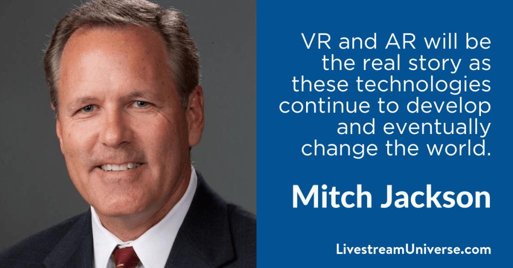 Mitch Jackson 2017 Prediction Livestream Universe