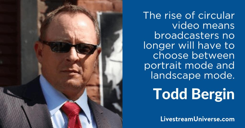 Todd Bergin 2017 Prediction Livestream Universe