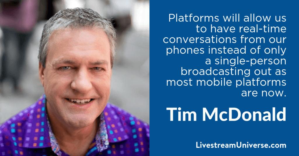 Tim McDonald 2017 Prediction Livestream Universe