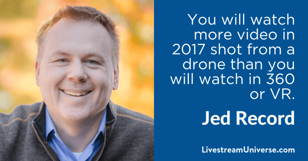 Jed Record 2017 Prediction Livestream Universe