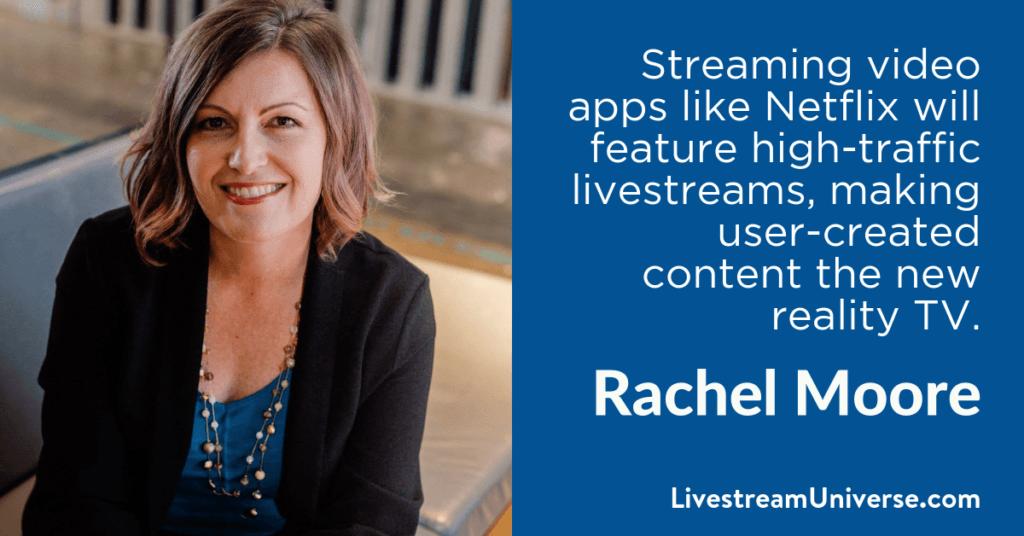 Rachel Moore 2017 Prediction Livestream Universe