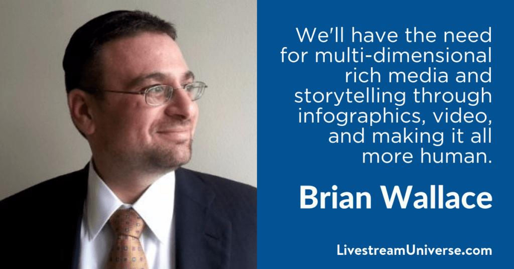 Brian Wallace 2017 Prediction Livestream Universe