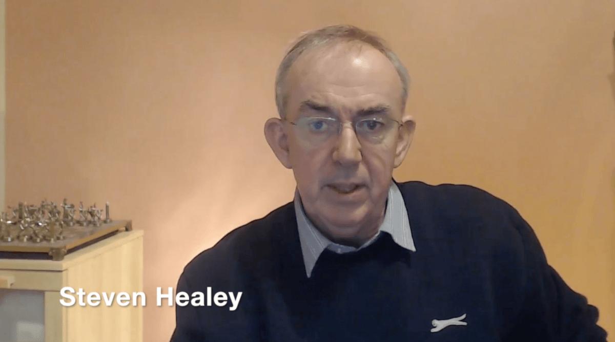 Steven Healey Livestream Universe Update