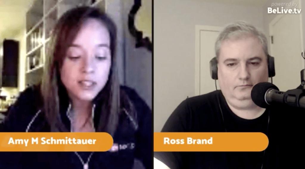 Amy Schmittauer Ross Brand Livestream Universe