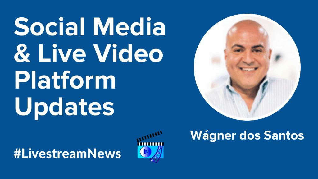 Wagner dos Santos Livestream Universe News