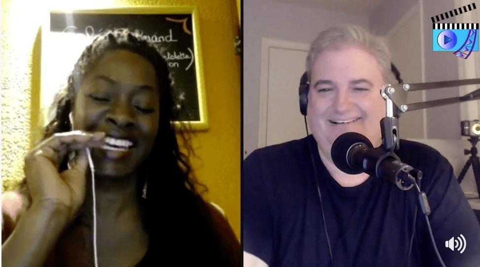 Azania Noah Ross Brand Livestream Universe