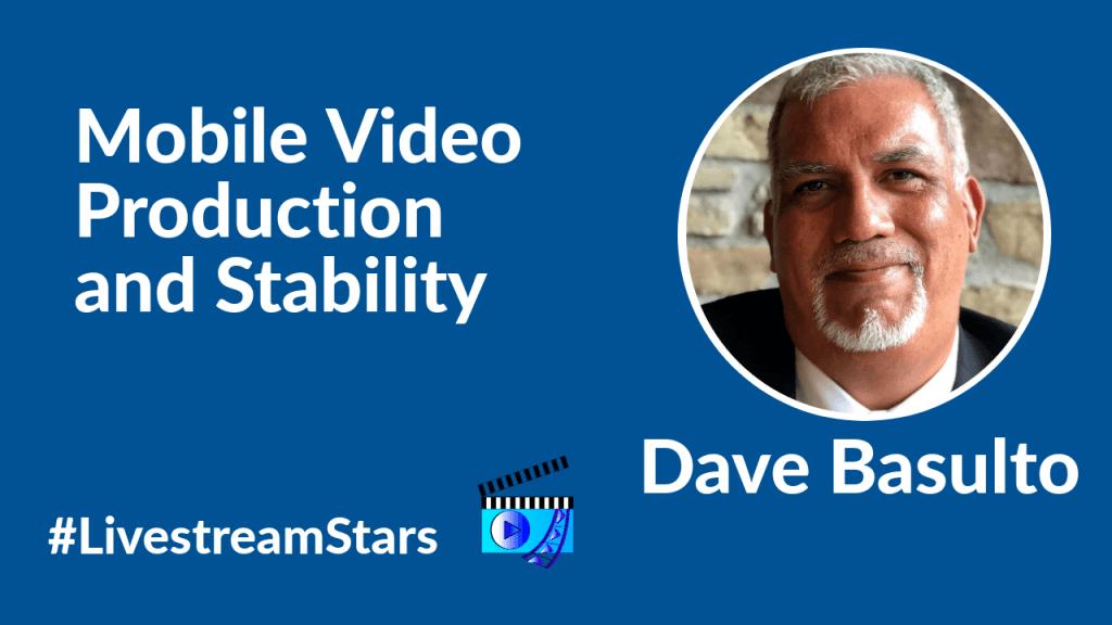 Dave Basulto iographer livestream universe stars