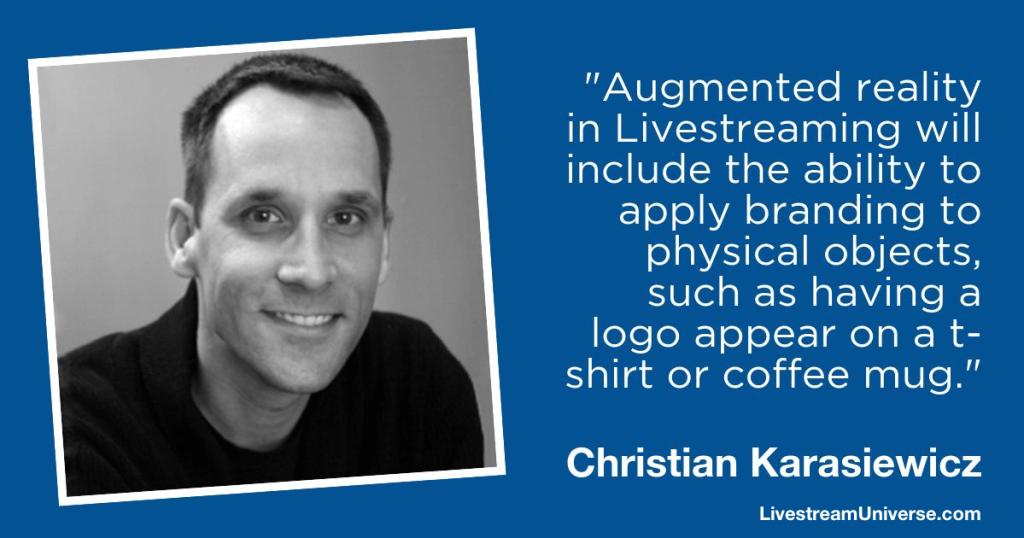 Christian Karasiewicz_2018_predictions_livestream_universe