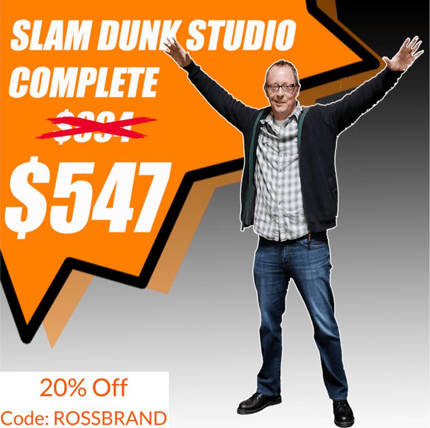Todd.Live Slam Dunk Studio