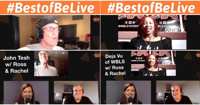 Best of BeLive Ross Brand Rachel Moore John Tesh Deja Vu