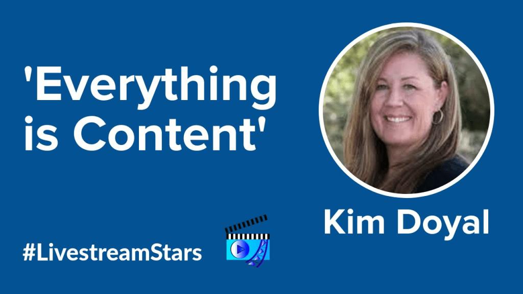 Kim Doyal Livestream Universe Stars