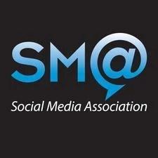 social media association logo