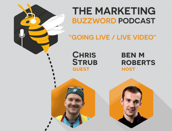 Marketing Buzzword Chris Strub