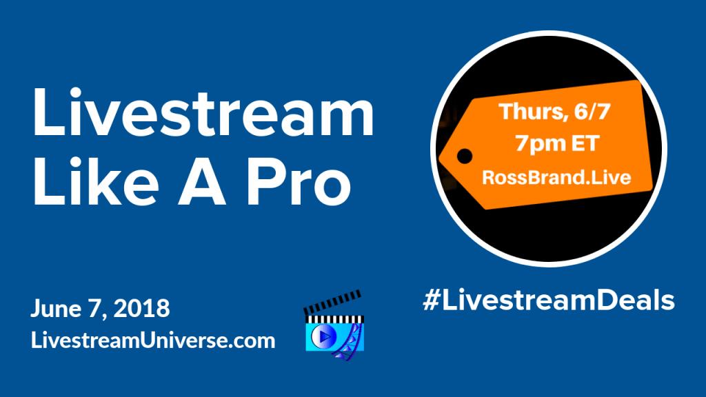 Livestream Deals LiveU Switcher Studio Wirecast