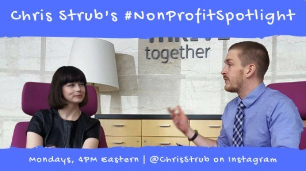 Chris Strub Nonprofit Spotlight