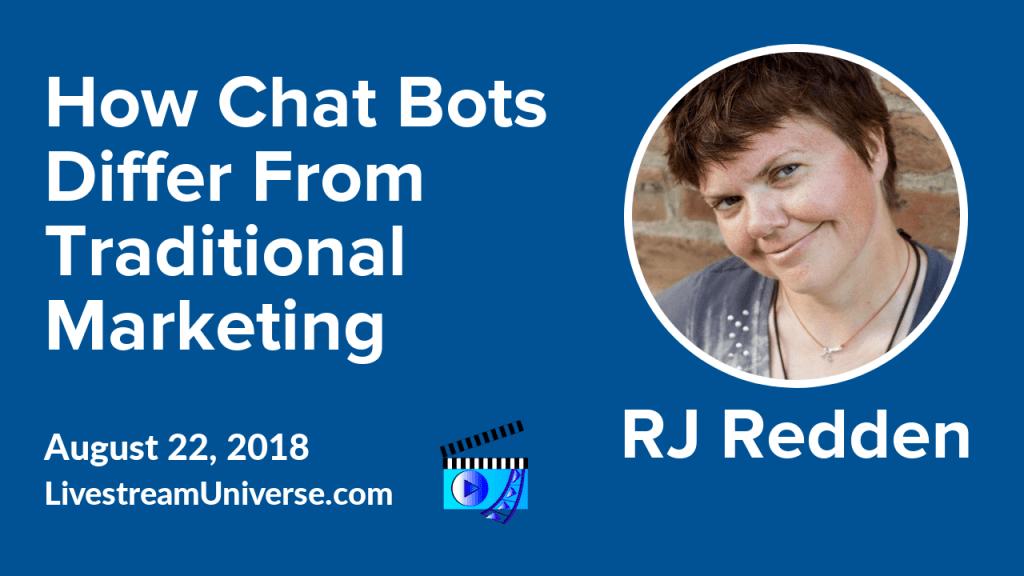 RJ Redden Chat Bots