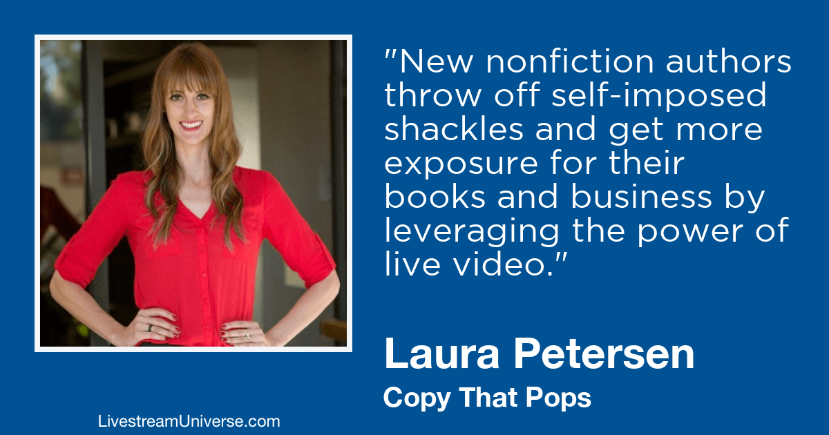 Laura Petersen livestream universe predictions 2019