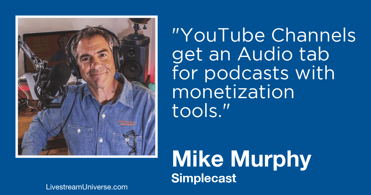 Mike Murphy Simplecast 2019 Prediction Livestream Universe