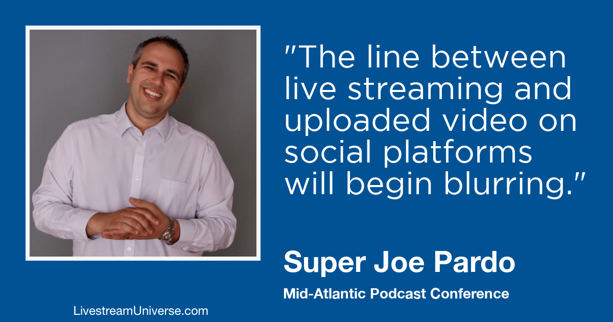 Super Joe Pardo 2019 Prediction Livestream Universe