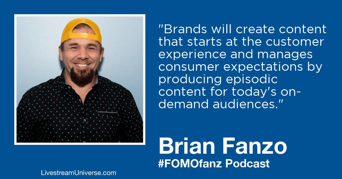 brian fanzo isocialfanz livestream universe 2019 prediction
