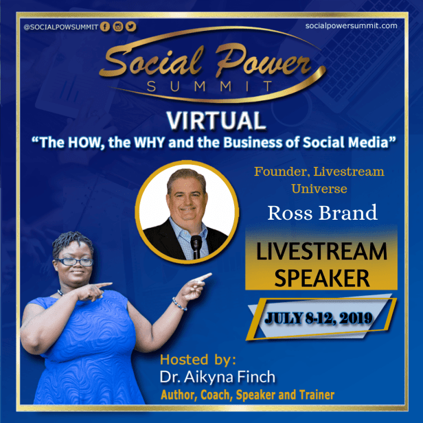 Ross Brand Social Power Summit