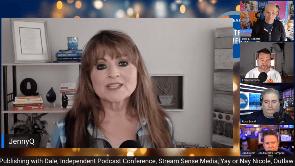jennyQ jennifer quinn ross brand predictions for live streaming 2021