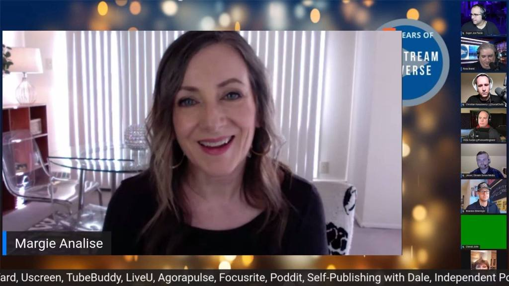 margie analise livestream universe 5th anniversary party predictions for live streaming 2021